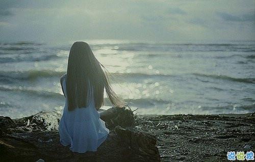 一瞬间击中你内心的伤感难过句子 有些人一见如故再见陌路