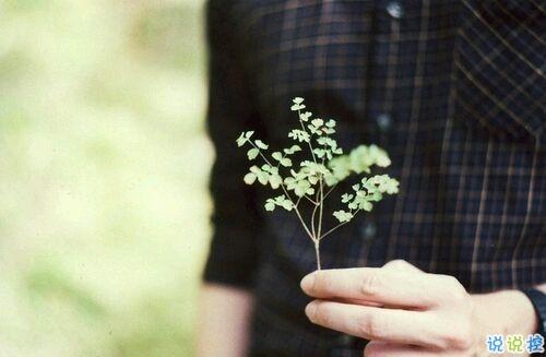 一个人恋爱感到心累的说说 你说你好累已无法再爱上谁