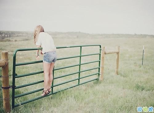 愛過的人都會懂的傷感說說 愛情讓人感到疲憊難過的說說