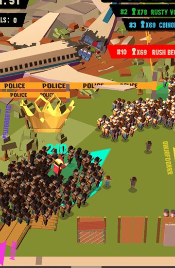 拥挤城市感染版游戏最新版下载-拥挤城市感染版下载 v