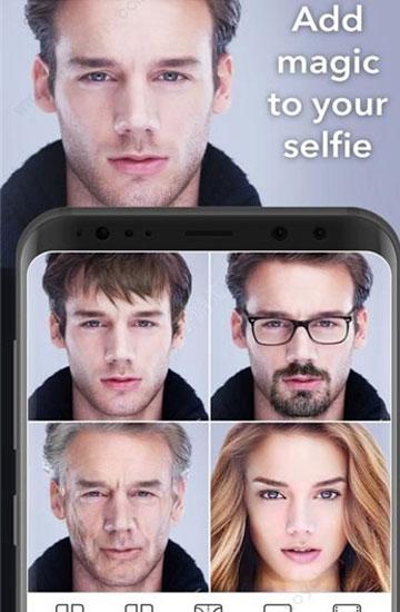 AI换脸相机
