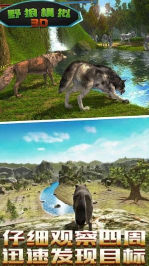 野狼生存模拟截图2