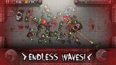 Zombies Overloaded截图1