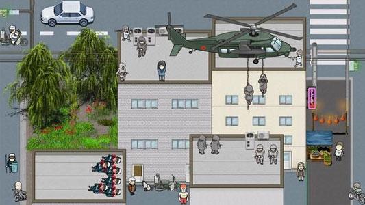校外战术RPG截图4