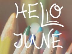 2019六月女生发圈的可爱小清新句子 六月你好说说吸引人的那种