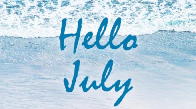 2019七月你好高质量说说 7月你好微信朋友圈说说