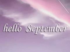 2019九月怎么发说说 九月你好的文艺范朋友圈说说
