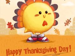 感恩节经典语录大全 感恩节说说感谢所有认识的人